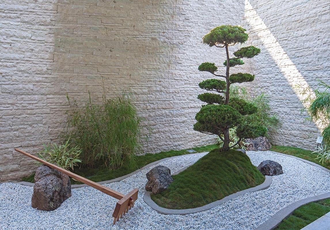 Un giardino zen a frontelago frontelago - Giardino zen in miniatura ...